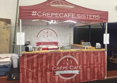 Crepe Cafe Sisters