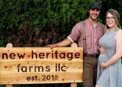 New Heritage Farm